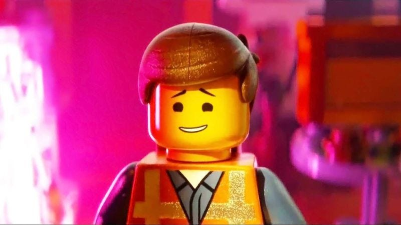 Illustration for article titled Weekend Box Office: The Lego Movie remains stuck in America's heart-hole