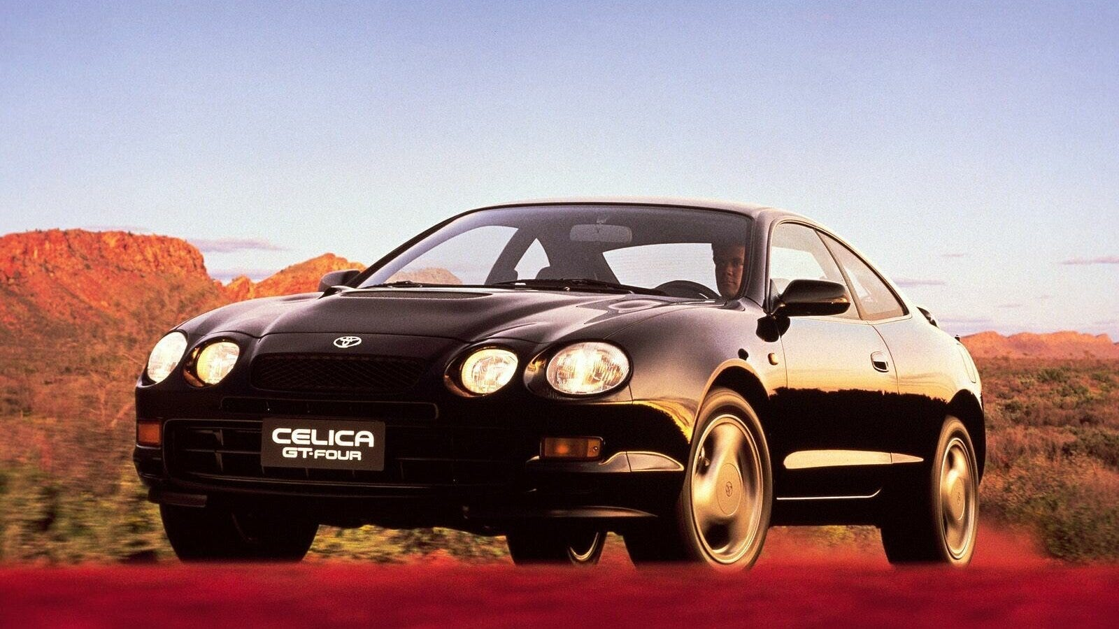 I Always Felt America Got Cheated Because We Never Got This Celica GT-Four