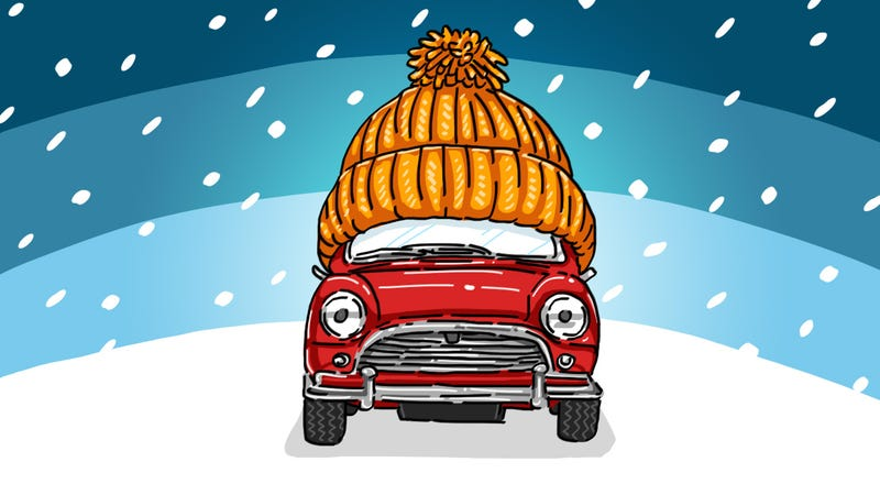 Illustration for article titled Five Things You Need to Do to Prep Your Car for Winter
