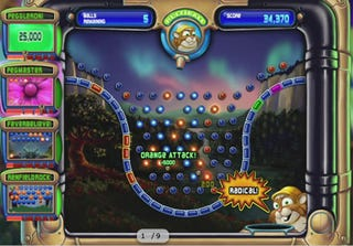 Illustration for article titled Live Arcade This Week: Peggle, The Maw, And Crystal Defenders