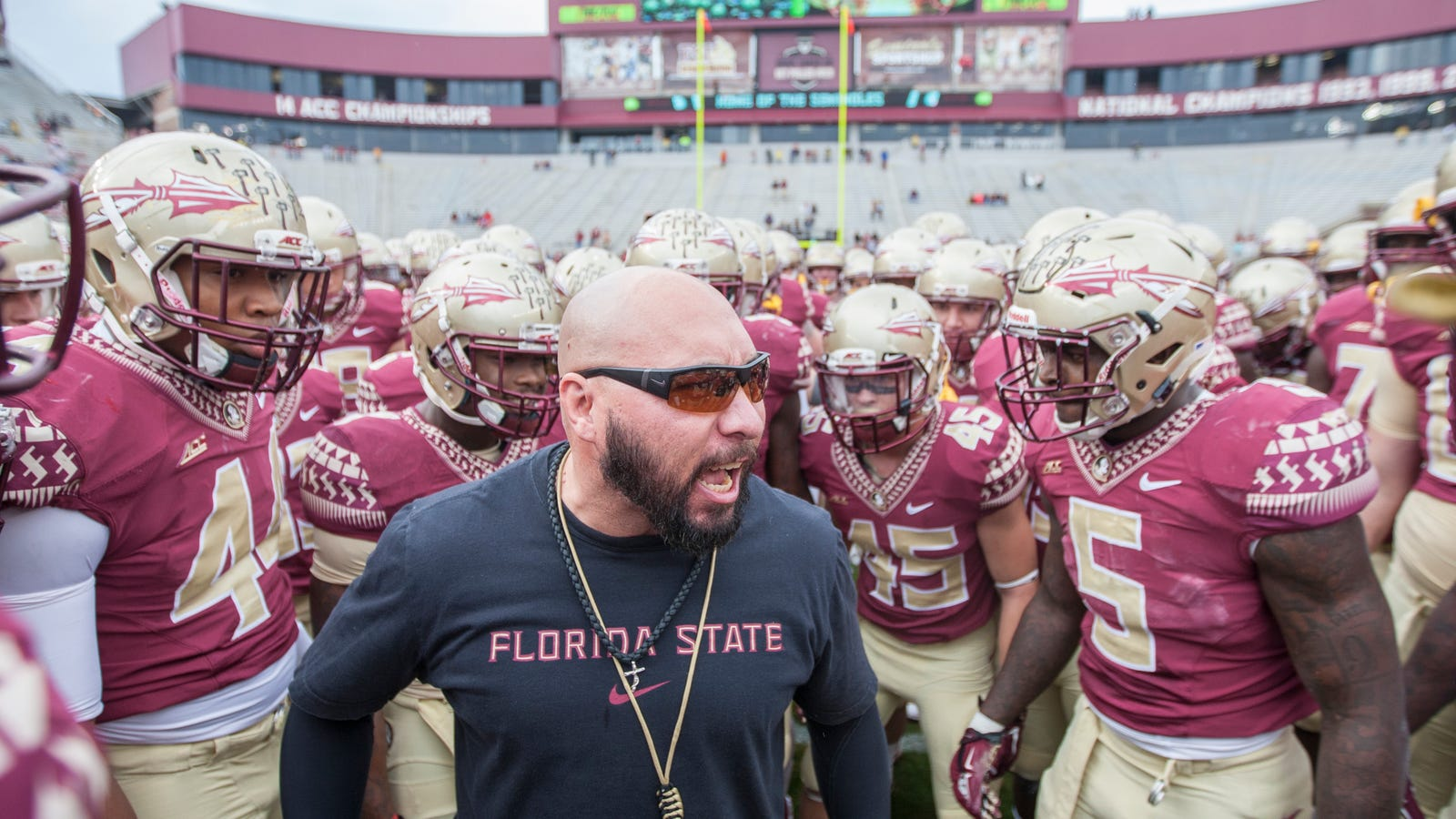 Florida State Strength Coach Found Asleep At Wheel, Arrested For DUI