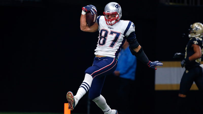 Rob Gronkowski unconcerned about groin injury, calling it