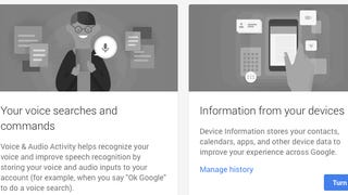 Illustration for article titled Google Introduces History for Voice and Mobile Search, Opt Out Here