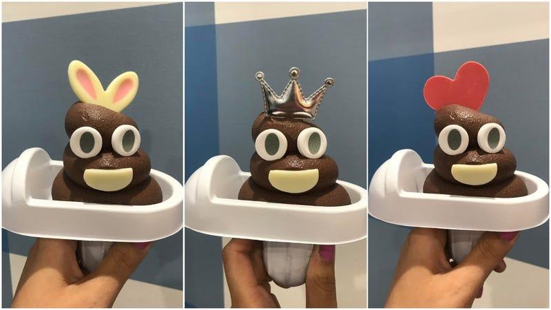Illustration for article titled Poop Emoji Reborn As Soft Serve Ice Cream