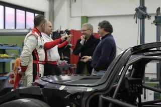 Illustration for article titled Ferrari P4/5 Competizione Complete