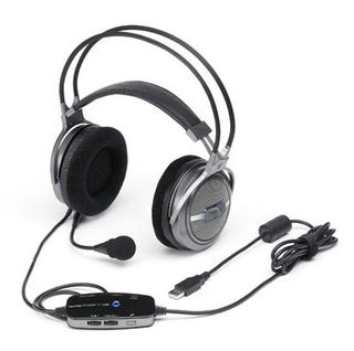 Illustration for article titled Terratec Headset Master: Surround Sound Gaming