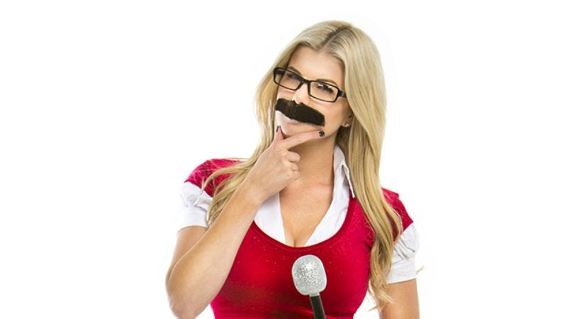 Illustration for article titled There's a sexy Ken Bone costume now, as if Ken Bone himself weren't sexy enough