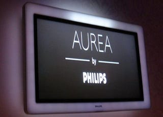 Illustration for article titled Philips Aurea, the Luxury Ambilight