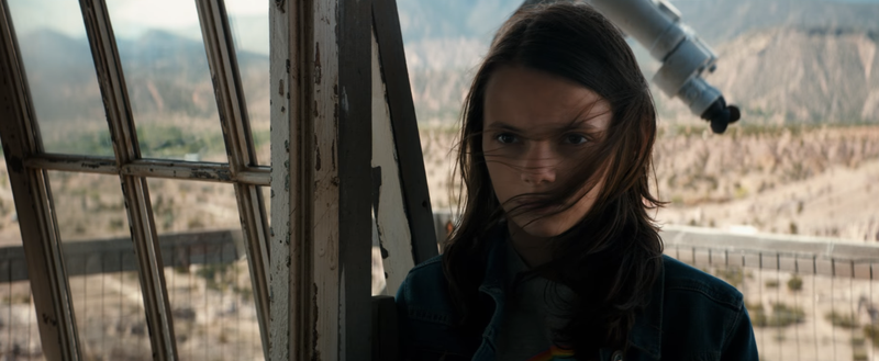 Illustration for article titled X-23 Is One of the Only Mutants Left in the First Logan Trailer