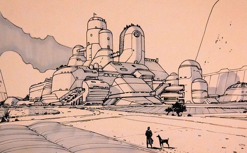 Illustration for article titled Castle Mœbius Looks Fun