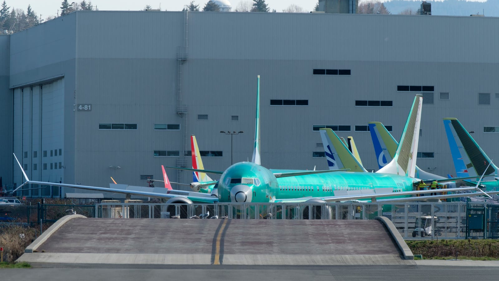 FAA Report: Boeing 737 Max Software Application is 'Operationally Suitable' thumbnail