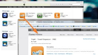 Illustration for article titled Easily Browse the iTunes Store by Dragging Icons to Your Web Browser