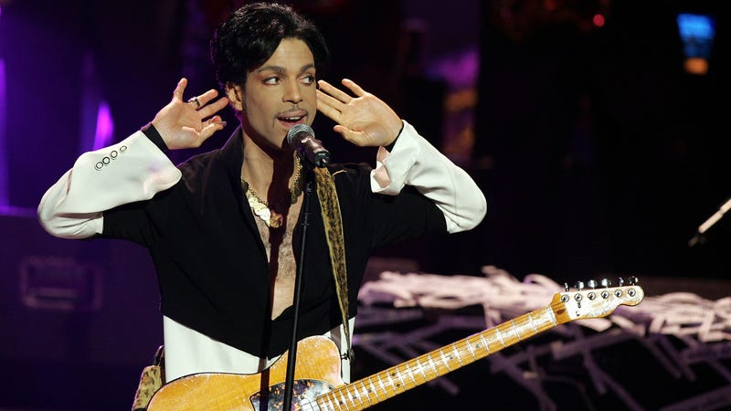 Illustration for article titled PSA: A purple-hued ton of Prince albums are now available for streaming