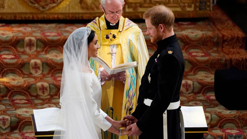 Choir at Royal Wedding Sings 'Stand By Me' and 'This Little Light