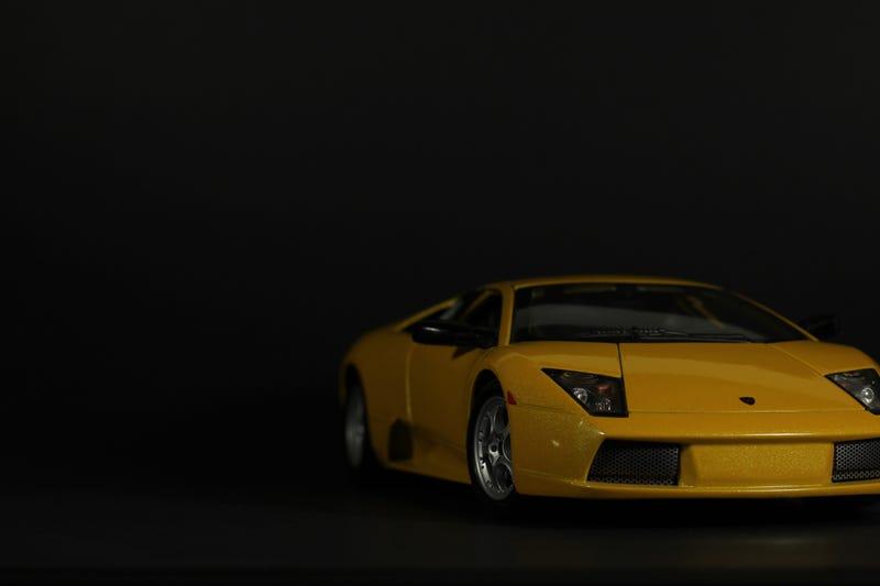 Illustration for article titled ROTB: Lamborghini Murcielago from Maisto