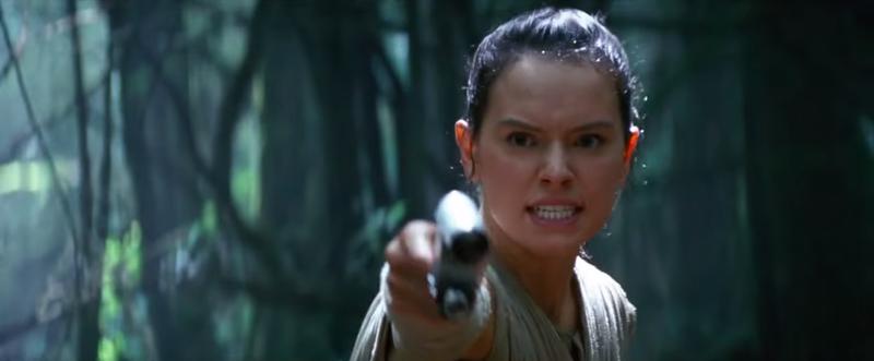 Illustration for article titled Force Awakens Q&A: Rey's Power, Snoke's Origin, Poe loves Finn, and more!