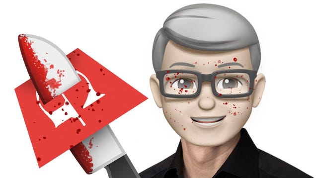 Surprise, Surprise: Tim Cook Killed an Apple TV+ Show About Gawker