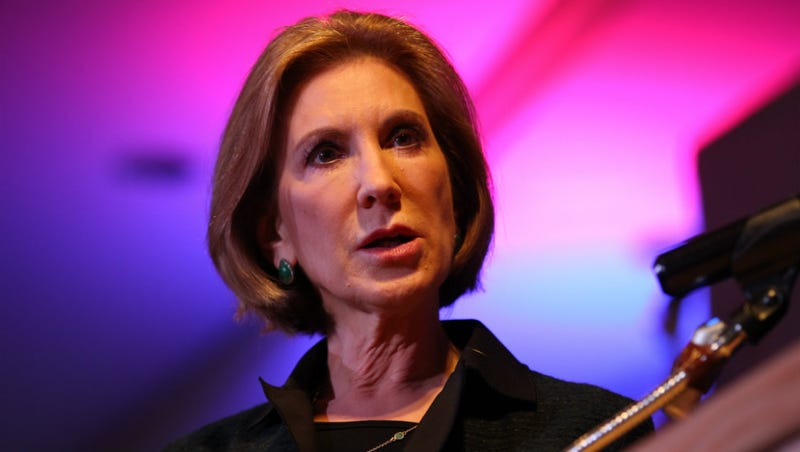 Illustration for article titled Carly Fiorina Loses Poll Bump, Probably for Lying Her Head off About Planned Parenthood