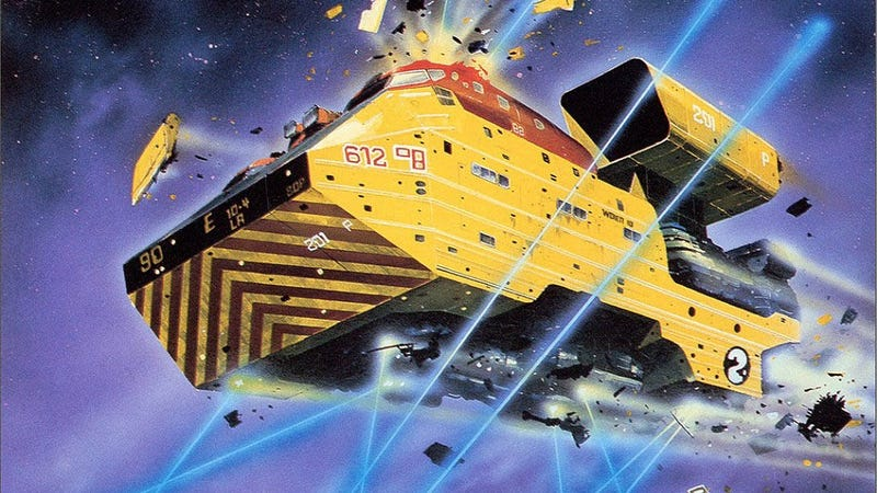 What classic space opera novel do you want to see on the big screen?