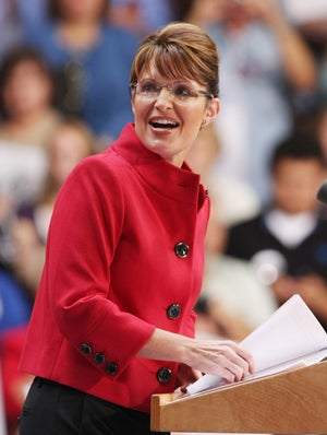 """Illustration for article titled Radar Writer: Palin Is Popular Because Young Feminists """"Dropped The Torch"""""""