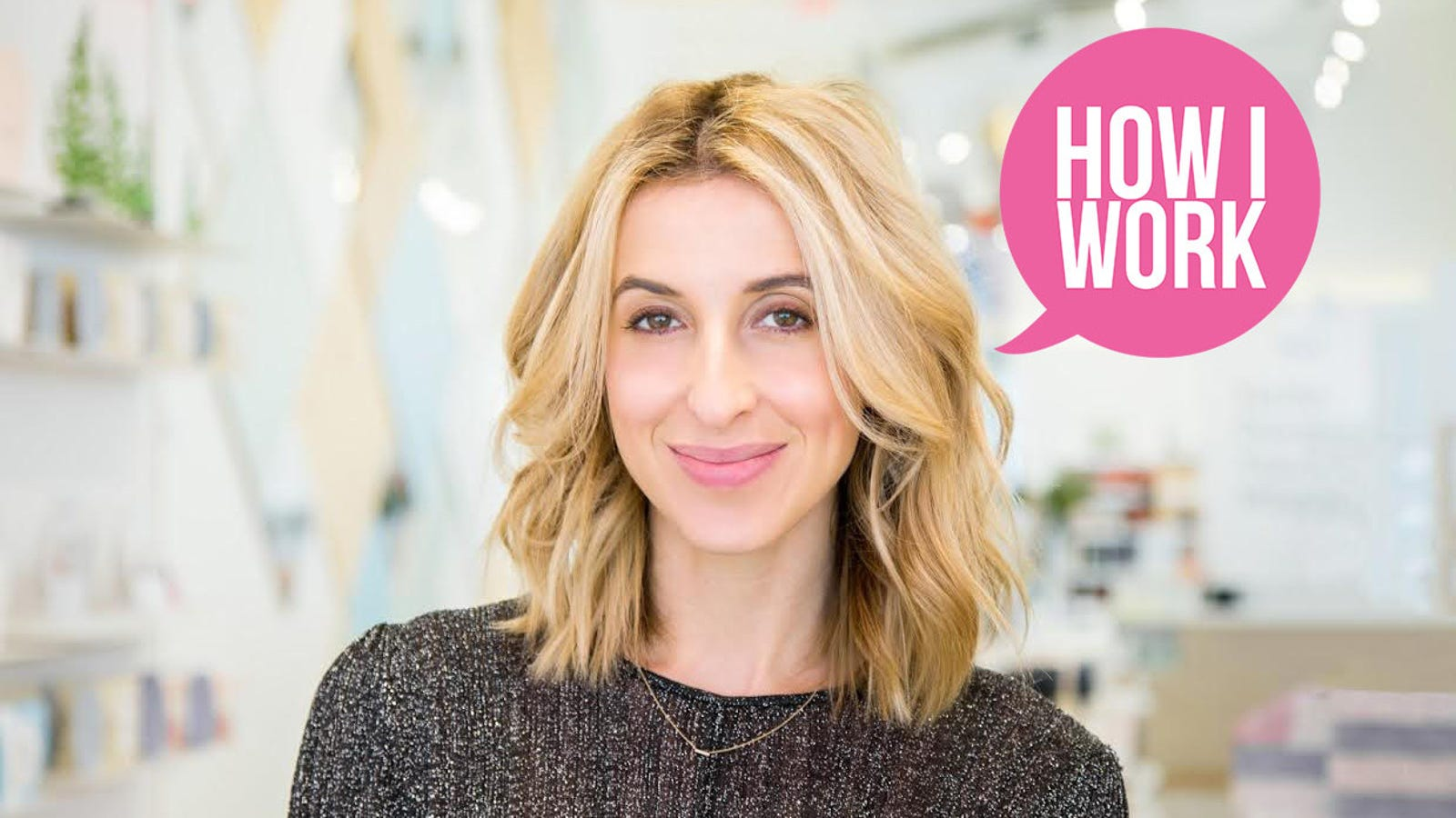 Heres What the Co-Founder of Birchbox Always Takes on Holiday With Her