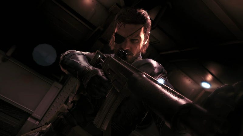 """Illustration for article titled Kojima: Waterboarding, Torture """"Needs to Be Done"""" In Games Like MGS"""