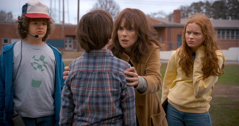 Netflix wanted to shoot two seasons of Stranger Things back to back