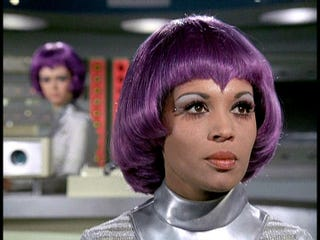 Illustration for article titled Did UFO kill Jackson while I was dazzled by purple wigs?