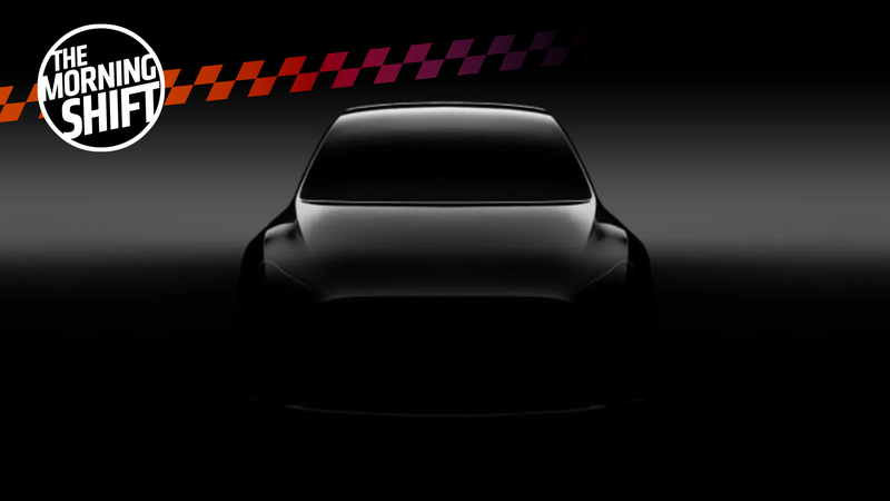 Illustration for article titled The Tesla Model Y Is Finally Just About Here