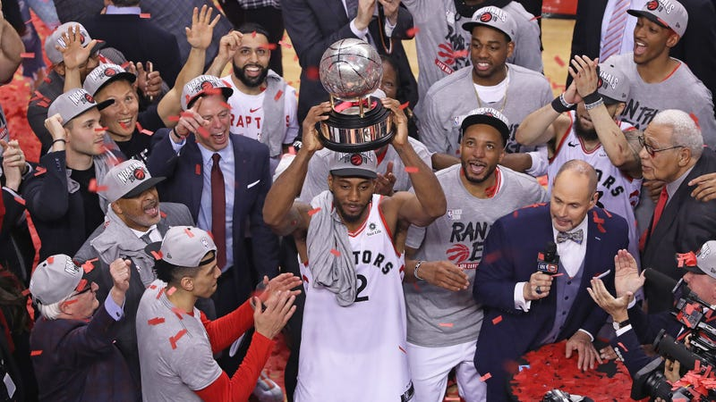 "Photo by Klaus Andersen (Getty Images) </figcaption> </div> </figure> <p>  Raptors took down Bucks on Saturday, 100-94, finishing NBA finals for the first time in franchise history. With this series of victories, Toronto seemingly defeated Drake's scandalous curse, pushing demons out of past post-season failures, and even justifying Kawhi Leonard's place as one of the top five players in the league. </p> <p>   t is ""enough"" for a fan base, whose team has to sell tickets to pharmacies </a> to make people come to play. The reason is that Rapters' next task is to face the largest NBA dynasty of this generation: the warriors of the Golden State. The fact that Toronto finally discovered and used the Kryptonite from any team he faced corrected the game's plans well enough to return to the league's best team and recorded one of the biggest individual post-season appearances with Kauchi Leonard, mimicking players like LeBron James and Karim Abdul-Jabar, meant nothing. The Golden State will enter the finals and simply destroy the will of Toronto to live under a trio of barrels and tall transition bins, just like they do almost every year. </p> <p>  But – as you've probably guessed from the previously created device – this post-season does not seem to follow the scenarios used over the past few years. Of course, the warriors went out of the conference finals, haunting the blazers that served more to inconvenience than a real challenge, and Raptors had just finished much more competitive and debilitating series, but there are so many compensating factors that seem to balance competitive scale. Toronto takes precedence over the home, Golden State is missing a Kevin Durant's asshole, and Leonard has always been godlike in every game, while Steph Curry has disappeared several times. The fact that these teams have not encountered a series of seven games makes these points open enough that it is not unreasonable to believe the lie that the wars can actually lose this year. </p> <p>  This is not to say that Raptors are sure to do so because they have their own problems: Leonard is hurt, Fred VanVleet's last success of three is unsustainable and Kyle Lowry is probably due to another <a href="