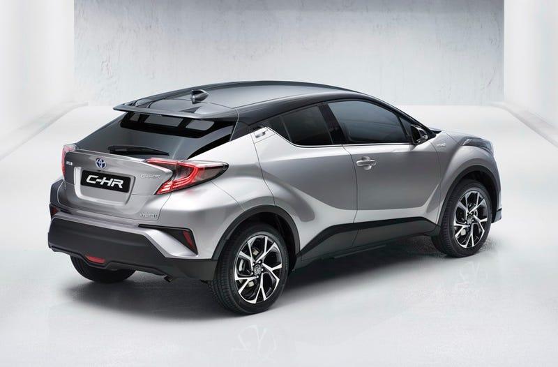 The Toyota C Hr Is Your Woke Boyfriend Of Cars