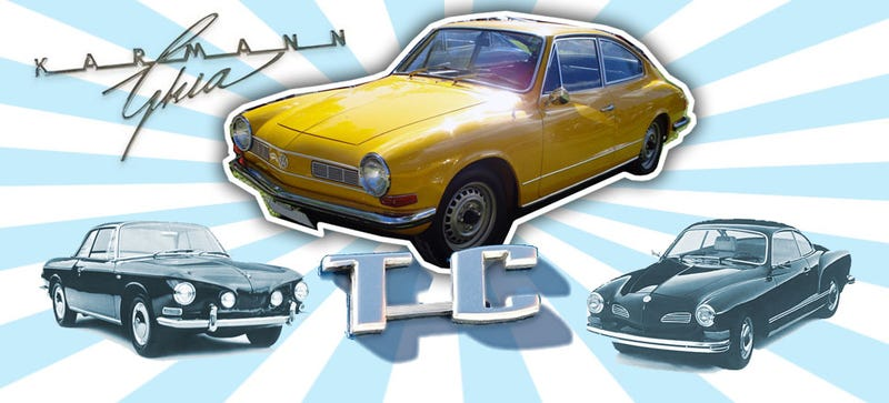 Illustration for article titled This Brazil-Only Ghia May Be The Loveliest Air-Cooled VW Of All