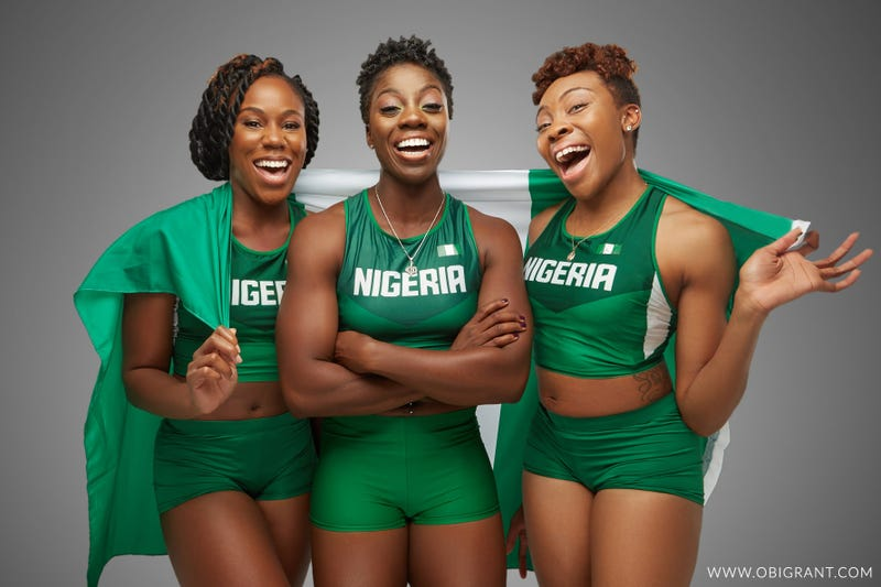 This Is What History Makers Look Like: The Nigerian Olympic Bobsled Team