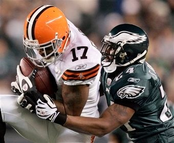Illustration for article titled Braylon Edwards May Have Worn Out His Welcome In Cleveland