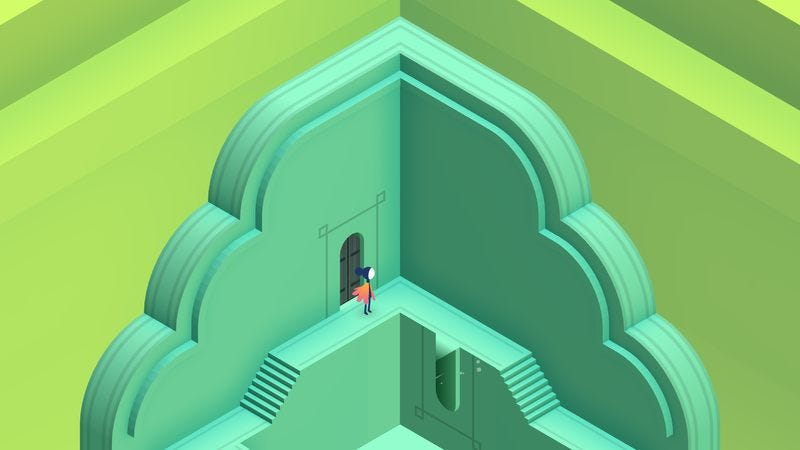 Screenshot: Monument Valley 2/Ustwo games
