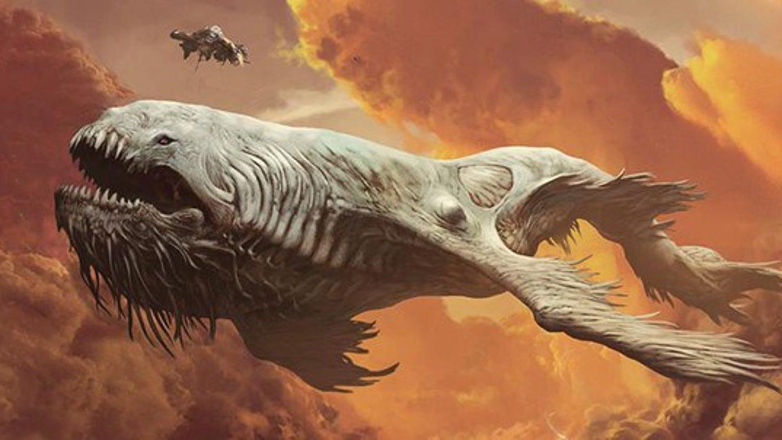 El impresionante corto Leviathan será película, Fox ha comprado la idea