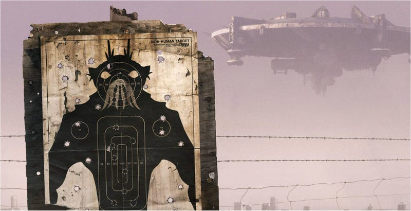 Illustration for article titled Todos los errores que verás en District 9