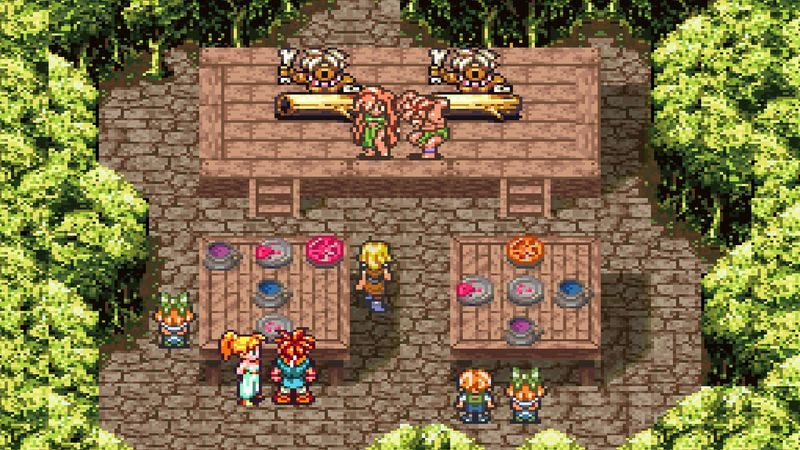 Illustration for article titled Readers celebrate Chrono Trigger's world building