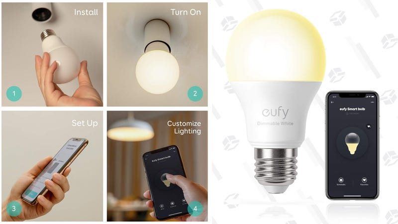Eufy Smart Light Bulb 2.0 | $12 | Amazon