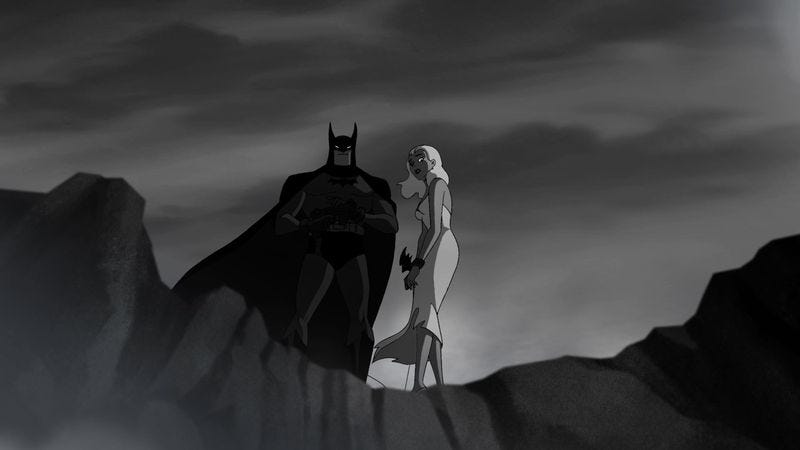 Illustration for article titled Batman: The Animated Series' Bruce Timm is returning to Batman