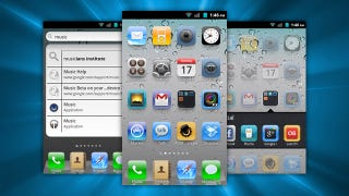 Illustration for article titled Espier Launcher Makes Your Android Phone Look Just Like iOS