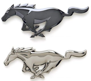 Illustration for article titled Which Pony Is The New 2010 Ford Mustang Emblem?