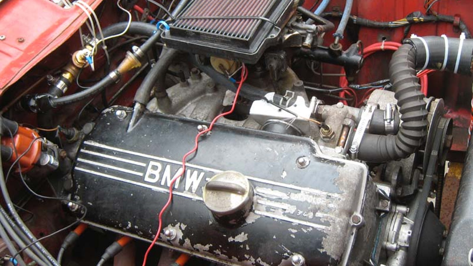 Bmw M10 Engine Diagram Wiring Library Chrysler Centura Of The Day