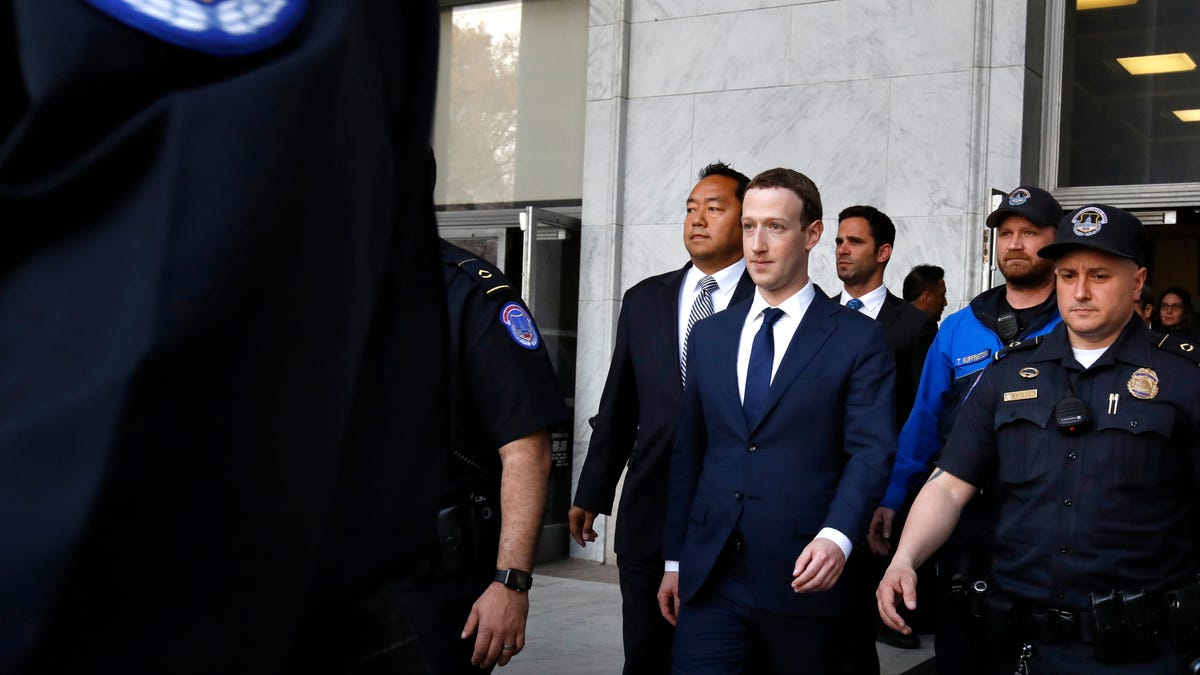 The Giant List of Shit Mark Zuckerberg Swears He'll Get Back to