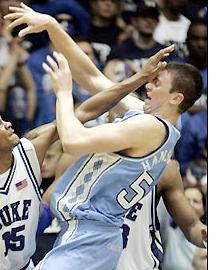 Illustration for article titled Tyler Hansbrough Mocks You Mocking Him