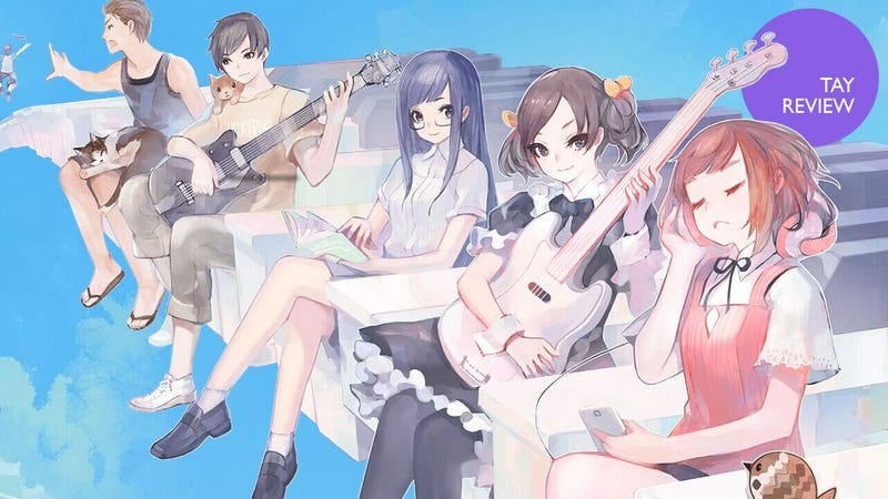 Illustration for article titled VOEZ: The TAY Review