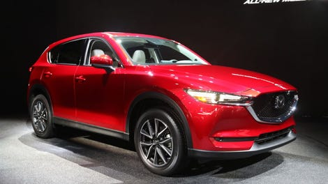 The 2017 Mazda CX-5 Is Still The Crossover For People Who Don't Hate