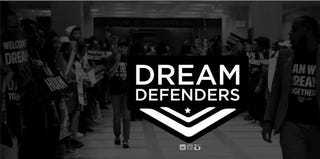 Screenshot from DreamDefenders.org