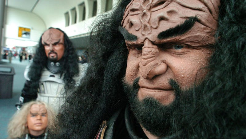 Illustration for article titled City councilman epically resigns with a letter written in Klingon