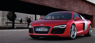 Illustration for article titled Live In San Francisco? Audi Will Drop Off An R8 At Your Door For $1,200